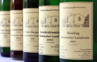 Sächsische Landweine von Winzer Ronny Beier